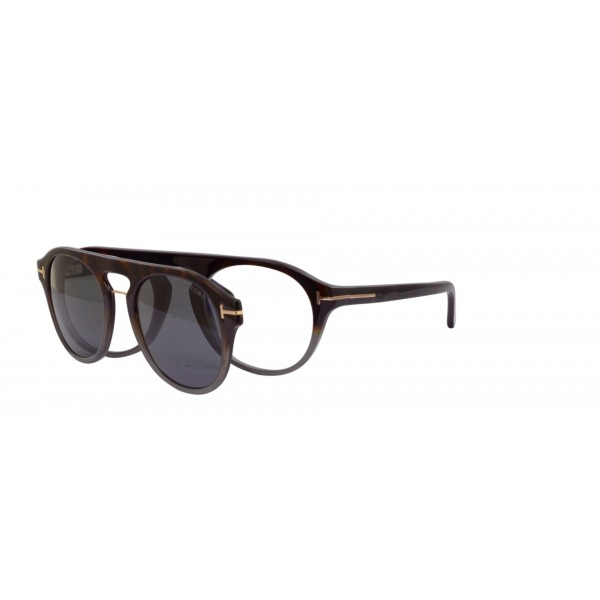 Tom Ford TF5533-B 001 with clip on