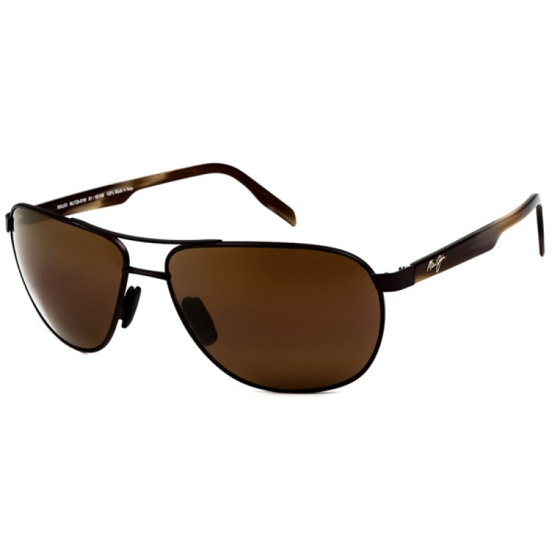 a78e5f1d62d1 MAUI JIM CASTLES H728-01M Shop Now For The Latest Polarized Sunglasses,with  Free Delivery Worldwide