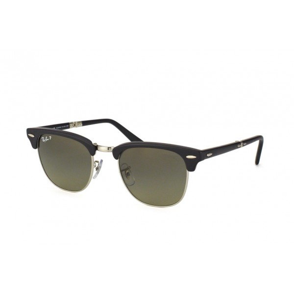 Ray-Ban Folding Clubmaster Rb2176-901S-M8