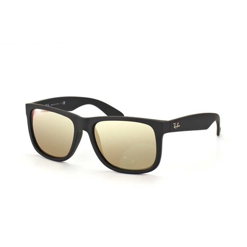 f003b72844 Ray-Ban RB4165 Justin Matte Wayfarer sunglasses collection