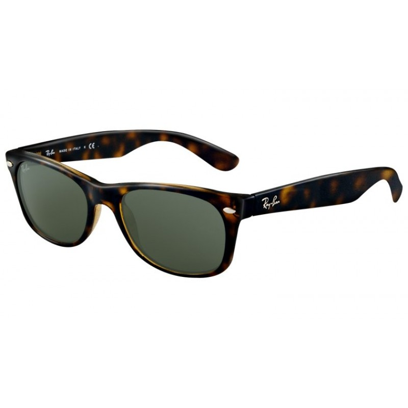 a3028d40f1 Ray-Ban RB2132 New Wayfarer Sunglass Collection