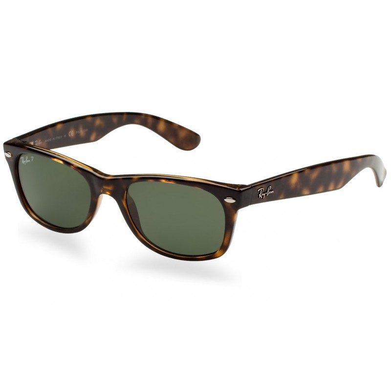 f453a064e3d Ray-Ban RB2132 New Wayfarer Sunglass Collection