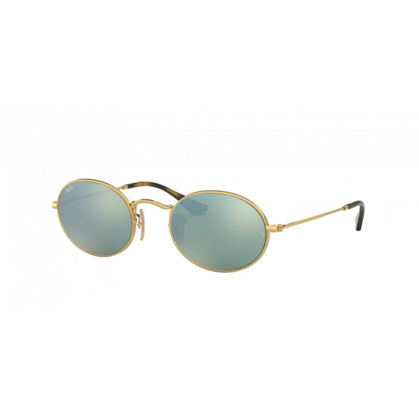 Ray-Ban OVAL 0RB3547N-001/30