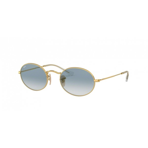 Ray-Ban OVAL 0RB3547N-001/3F
