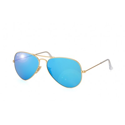 Ray-Ban Rb3025 Aviator 112-4L (Polarised)
