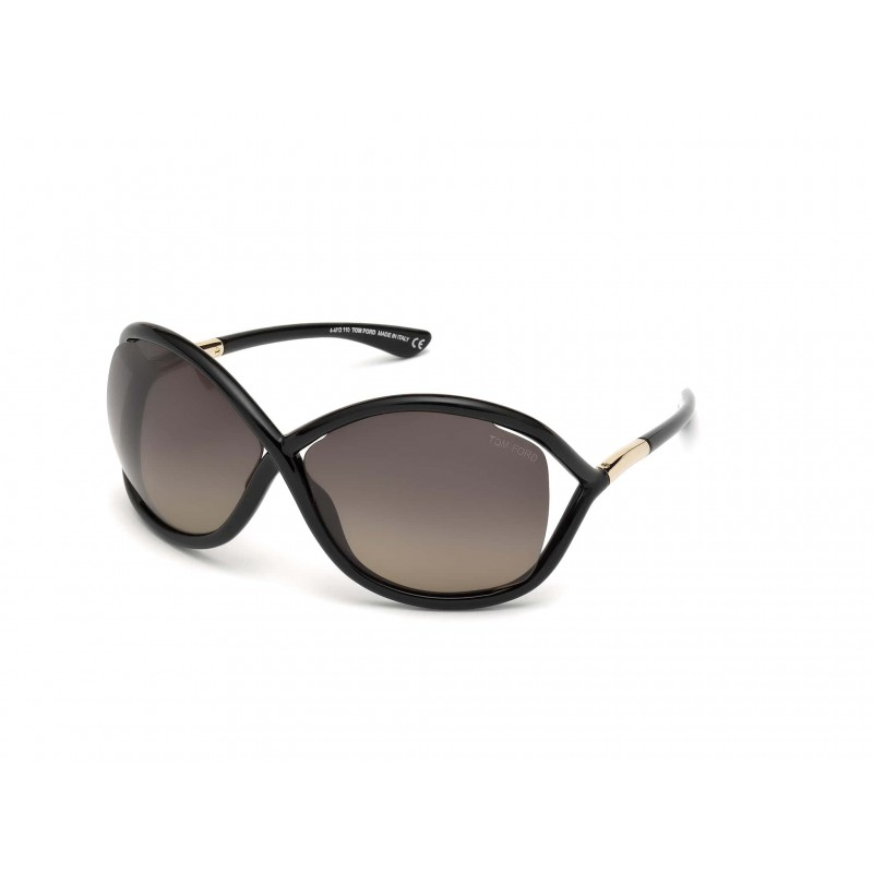 4ab31b8fd8 Tom Ford Whitney FT0009-01D Designer Sunglasses